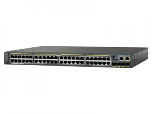 China Cisco Catalyst C2960-48TC-L Ethernet Switch 2960 48 10/100 + 2 T/SFP LAN Base Image on sale