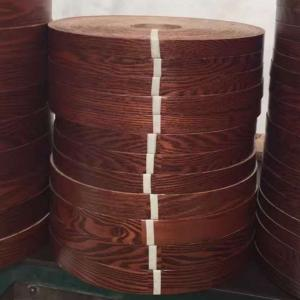 China Natural Wood Veneer with UV coating different paint color for furniture decoration on sale