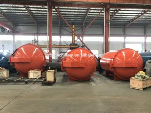 China Rubber Processing Autoclave Pressure Vessels on sale