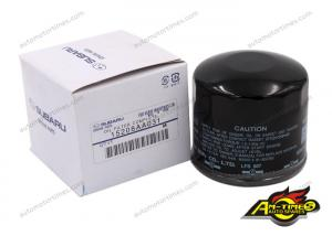China Auto Parts Car Engine Lube Oil Filter 15208AA031 for Suba-ru SVX / Outback / Legacy / Tribeca on sale