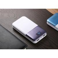 15000mAh Power Bank( Portable Charger) with LCD Display, 1-Micro USB, 2-Port Output External Battery for iPhone, iPad
