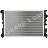 Aftermarket Engine Parts Mercedes Benz Radiator With Aluminum Core And Plastic Tank