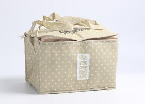 China Monogrammed Insulated Cooler Bags , Travel Freezer Bags For Grocery Store99 supplier
