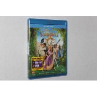 kids Blue ray Tangled cartoon disney dvd Movies for children Blu-ray movies usa version