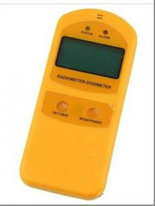 China Portable Radiation Detector, Personal Dosimeter, X ray Radiation Monitor, Dose Alarm Meter on sale