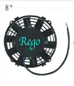 China Straight Blade Universal Radiator Cooling Fan , 12 Volt Radiator Cooling Fans For Cars on sale