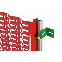 Decorative Diamond Mesh Grill , Architectural Metal Wire Mesh Facade Cladding