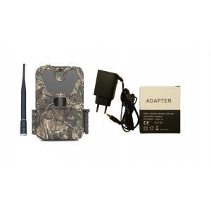 China IP67 Waterproof Deer Hunting Camera Night Vision 4G/3G/2G Network / 52°Angle on sale