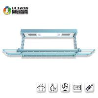 High Quality Aluminum Alloy Telescopic 4 Rods Remote Control Electric Clothes Drying Rack for Household