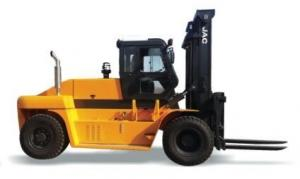 China 16 ton Heavy Duty Diesel Forklift Truck With Pneumatic Tires CE Certification on sale