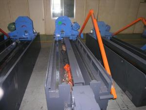 China Tube Rolling Machine For Furniture Tube , Core Pipe Making Machine on sale