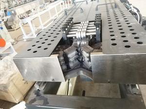 China Soft garden hose making machine line/ Flexible corrugated pipe making machine line on sale