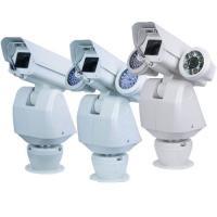 IP Megapixel HD CMOS Integrated High Speed PTZ Cameras