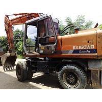 Used Wheel Hitachi 160 Excavator