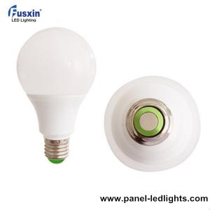China 3W Durable E14 E17 LED Bulb Light Transparent / Milk White Color 3 Years Warranty on sale