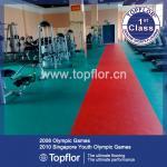 Commercial Rubber Flooring Rolls for Kingergarten Hall