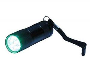 China rechargeable led emergency torch light with aluminum alloy top quality on sale