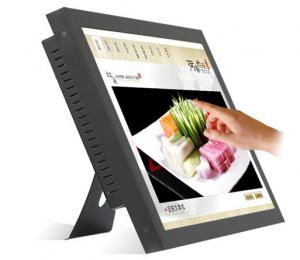China 4 USB Touch screen All In One POS Terminal  4 Cores 15 Inch For Restaurants on sale