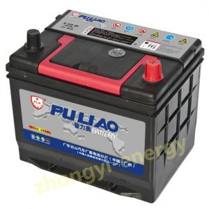 smfn60r l 60 ah 12v mf car battery 12v maintenance free. Black Bedroom Furniture Sets. Home Design Ideas