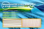 steel cord fabric 3×4×0.22HE used in steel wire conveyor belt Soft Traverse Easy Trough