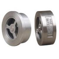 API, ANSI Carbon Steel Wafer Check Valves, Industrial Check Valves OEM