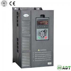 China Single Phase Input 220V 380V 440V 3 Phase 220V  380V 440V Output 6.5KW Frequency Inverter, AC Drive on sale