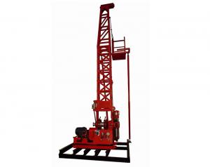 China 300m Spindle Core Drilling Rig With Tower GXY- 2T / GXY-2BT / GXY-2CT on sale
