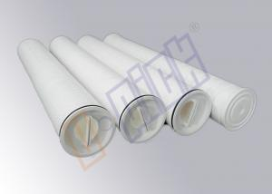 China High Flow Rate 5 Micron Membrane Filter Cartridge Water Purification NSF Certification on sale