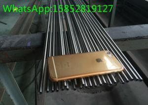 China Polishing Surface Precision Stainless Steel Tube O.D. 8 mm x W.T.1 mm on sale