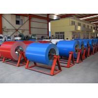 Building Materials Zinc Coating PPGI Steel Coil Roll Oil / Unoil Surface Treatment
