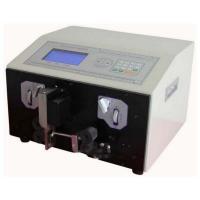 China Flat Dual Core Wire Stripping and Cutting machine WPM-09P on sale