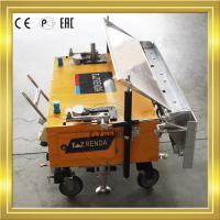 15 - 20 Times Increase Productivity Mortar Rendering Machine Single 220V / Three 220V