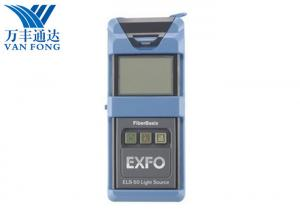 China EXFO ELS - 50 - 23BL Fiber Optic Cable Light Source 12C Multi Single Mode Low Loss on sale