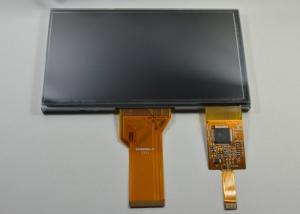 China Waterproof 7 Inch TFT LCD Touch Screen FN070MV02 800×480 WVGA Resolution on sale