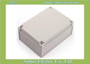 China cajas a prueba de mal tiempo plásticas de las cajas eléctricas del proyecto de 175x125x75m m on sale