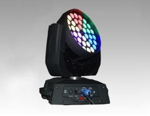 China 36 * 10W , 100 - 220V 25W , 86 PCS LED Moving Head Dmx Stage Light With 5 Channels on sale
