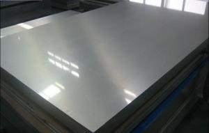 China H18 / H24 / H32 / H112 / O / T6 Cold Rolled Steel Strip , Grade 1060 1100 1050A Aluminum Plate on sale