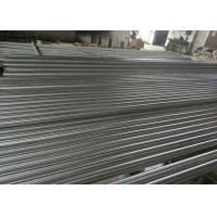 China 1 inch Sanitary Stainless Steel Pipe Welded , 304 316 Stainless Steel Square Tubing on sale