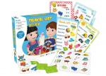 Parents Childrens Board Games / Educational Board Games Adults Kids Age 5 Cognitive