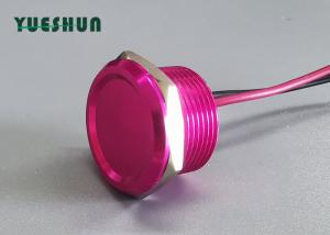 China 3-8N Pressure Waterproof 1NO DPDT Piezoelectric Light Switch on sale