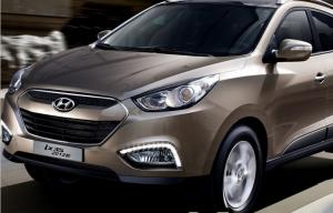 China Automotive LED Daytime Running Lights Car Parts and Accessories for Hyundai IX35 on sale