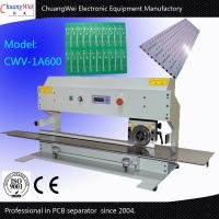 PCB Separator For Power Supply Industry With Japan High Speed Steel Blades