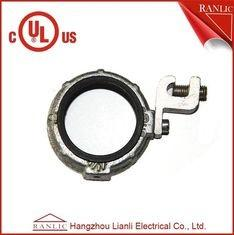 China 3 4 6 Malleable Iron Conduit Sealing Bushing Rigid Conduit Fittings WIth Terminal Lug Insulated on sale