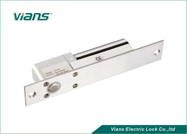 Electric Bolt Locks For Automatic Door Solenoid Lock With Reverse Cur Images