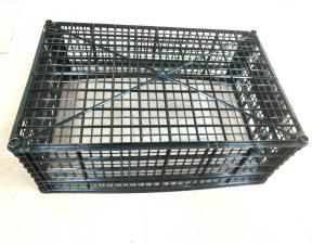 China P20 Mould Material Single Cavity Mould Words Corrosion Finish For Basket on sale