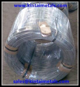 China 2.2mm の 500kg 熱いすくいの電流を通されたワイヤー on sale