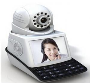 China 2-Way Audio Wifi IP Baby Monitor Security Camera on sale
