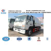 China high quality and competitive price JAC 5m3 Compactor Garbage Truck on Sale, Customized JAC refuse garbage truck
