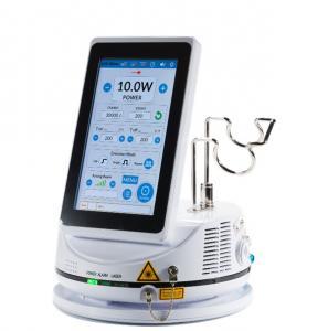 China 980nm 10w Dental Soft Tissue Laser , Periodontal Disease Dental Diode Laser Machine on sale