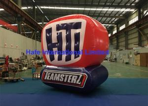 China Advertising Helium Balloon Lights Flying Fruit Pvc Inflatable Balloons on sale